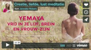 Creatie, liefde, lust meditatie